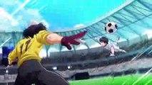 Captain Tsubasa (2018)「AMV」- Tsubasa Overhead Kick Vs Wakashimazu