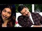 Ranveer Singh MAKES FUN Of Deepika Padukone's Thangabali Act