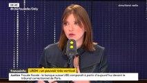 """Emmanuel Macron n'a-t-il aucun défaut ? """"Il est parfois en retard"""", confie la députée LREM Aurore Bergé."""