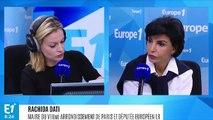 """Municipales à Paris : """"Une candidature, ça se travaille, ça s'incarne"""", explique Rachida Dati"""