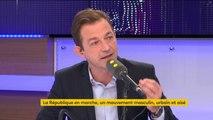 """Aurore Bergé : """"La politique que l'on mène, on ne la mène pas en direction des adhérents de LREM"""""""
