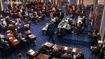 US senators vote 5048 to confirm Brett Kavanaugh to the Supreme Court