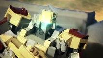 Lego MOC Bot Stop motion-The Desert Soldier 樂高機器人:沙漠奇兵 停格動畫
