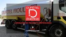 Dufétel Energie : Livraison de produits pétroliers autour d'Arras