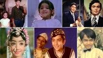 Alia Bhatt, Neetu Singh & other Bollywood stars who played Child Artists | FilmiBeat