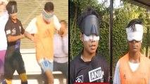 Delhi : IBFF conducts Blind Football Tournament , Watch Video | Oneindia News