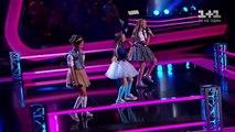 Эти девочки спели так, что очаровали весь зал!