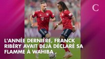PHOTO. Le tendre message d'amour de Franck Ribéry à sa femme pour son anniversaire