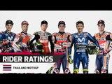 Rider Ratings - Thailand MotoGP