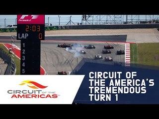 COTA #2 - Tremendous Turn 1
