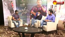 Jr NTR and Trivikram Exclusive Interview | Aravinda Sametha - Sakshi TV