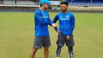 India vs West indies 2018 : Panth Should Not be Removed For His Mistakes : Deep Desh Guptha|Oneindia