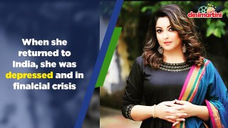 Tanushree Dutta: Lesser Known Facts About The 'Chocolate' Actress