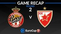 Highlights: AS Monaco - Crvena Zvezda mts Belgrade