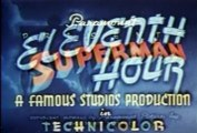 Superman Eleventh Hour (1942) Spanish dubbed