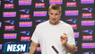 Rob Gronkowski Patriots vs. Chiefs Week 6 Wednesday Press Conference