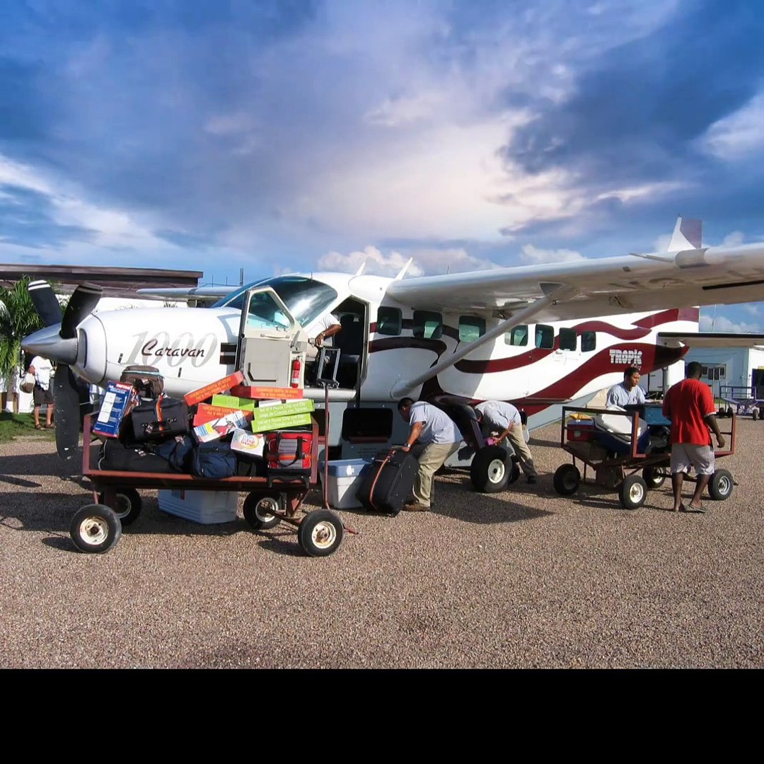 """TO TRAVEL IS TO LIVE! ""And there isn't anything more exclusive than flying with Tropic Air Belize t"