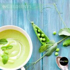 Cold Pea Soup Recipe