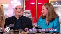 Au dîner avec Carole Bouquet, Karin Viard et Michel Blanc - C à Vous - 08/10/20108
