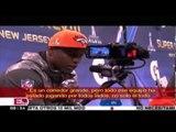Knowshon Moreno habla sobre la estrategia de Broncos para el Super Bowl / Adrenalina
