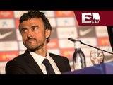 Barcelona presenta a Luis Enrique como su nuevo entrenador/ Gerardo Ruiz