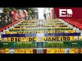 La escalera de Selarón, atractivo turístico de Río de Janeiro/ Viva Brasil
