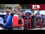 Argentinos hacen suyo el Sambódromo de Río de Janeiro/ Viva Brasil