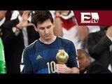 Lionel Messi, el mejor jugador del Mundial/ Viva Brasil