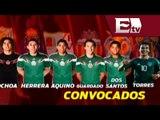 Herrera convoca a Erick Torres para los juegos amistosos del Tricolor/ Gerardo Ruiz