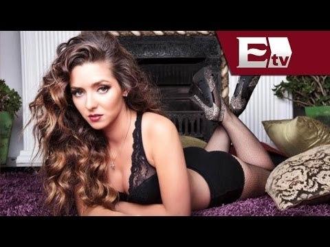 Ariadne Díaz posa desnuda en revista para caballeros / Joanna Vegabiestro