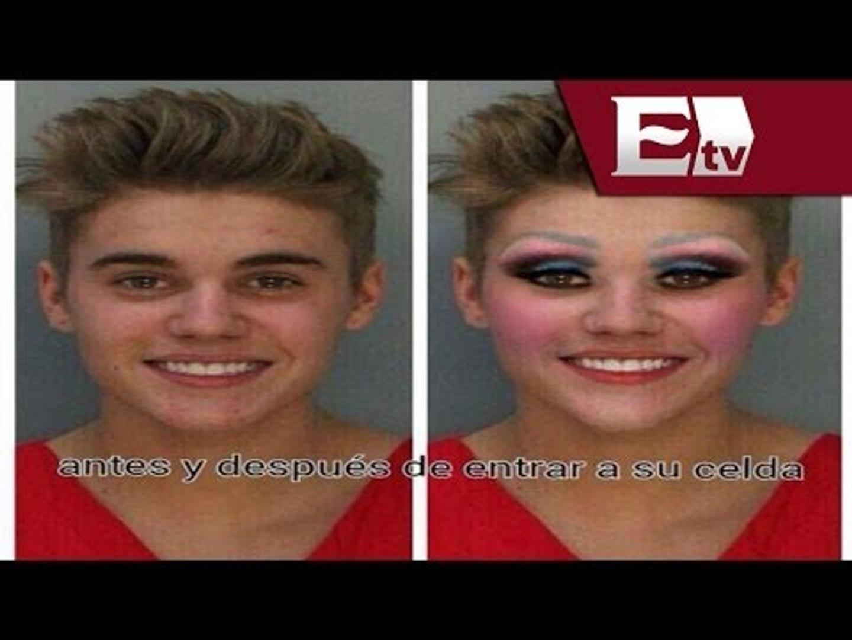 Justin Bieber arrestado (MEMES) / Memes del arresto a Justin Bieber