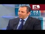 Entrevista con Eduardo Pallares, director general de Rescatec / Dinero