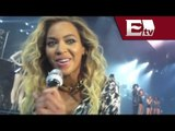 Beyoncé canta las mañanitas a fan durante concierto  / Joanna Vegabiestro