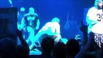 Insane Clown Posse member fails assault attempt on Limp Bizkit's Fred Durst