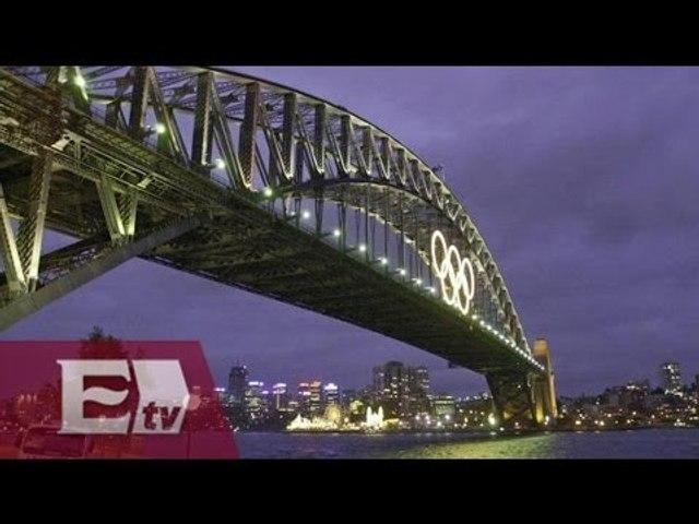 Venden en eBay anillos olímpicos de Sydney / Adrenalina