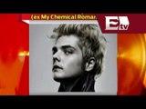 Gerard Way, ex vocalista My Chemical Romance, se lanza como solista / Rockología