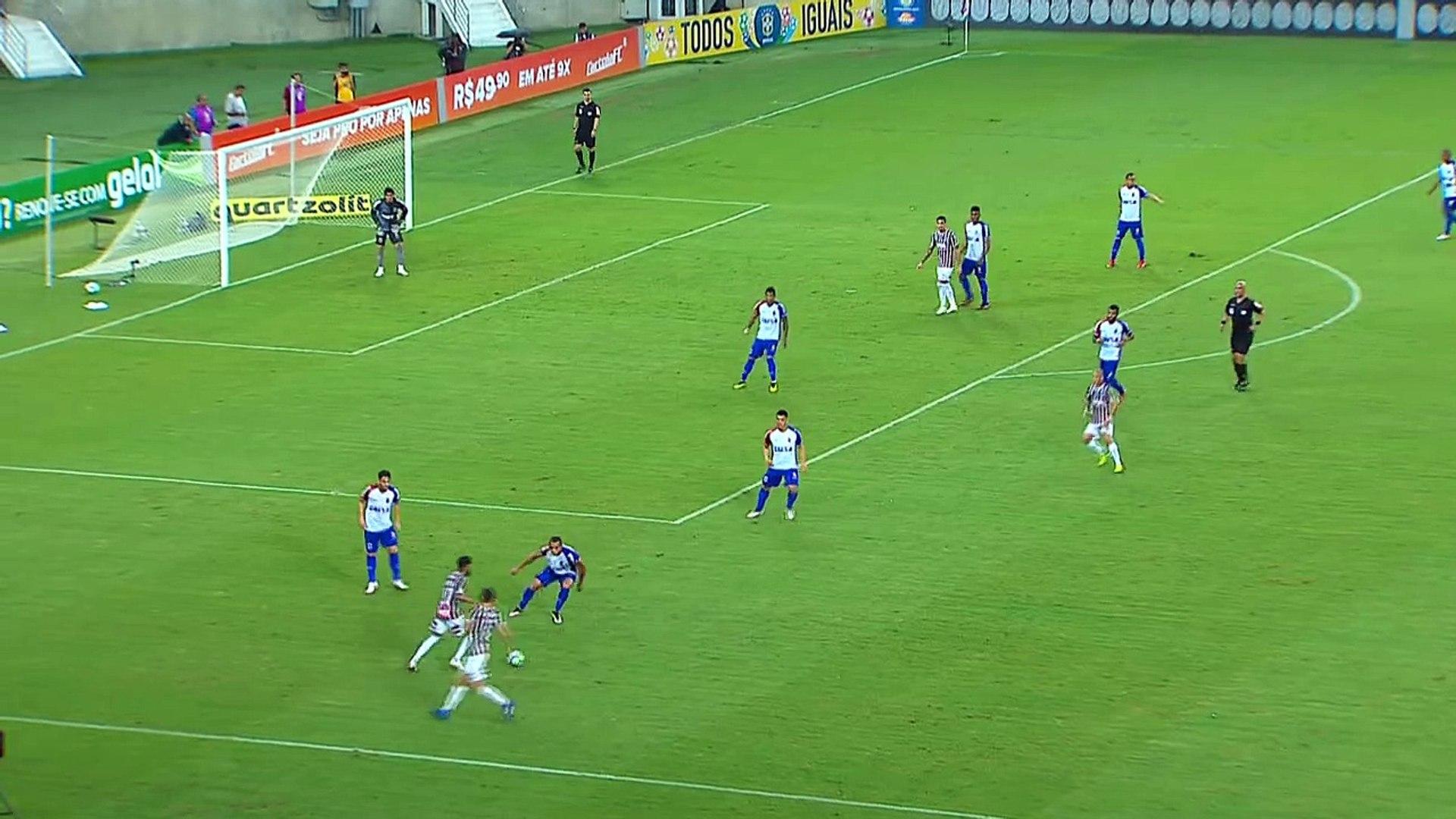 [GOL DE RICHARD] Fluminense 4 x 0 Paraná - Série A 2018