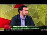 Entrevista con Joel Mendoza, gerente Sony Mobile México / Paul Lara