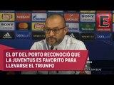 Porto recibe a la Juventus en la Champions League