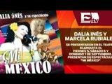 """Dalia Inés presenta su espectáculo """"Mi México""""  / Joanna Vegabiestro"""