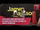 Estrellas de los Acereros conviven con 600 fans en México