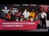 Acereros de Pittsburgh están en México