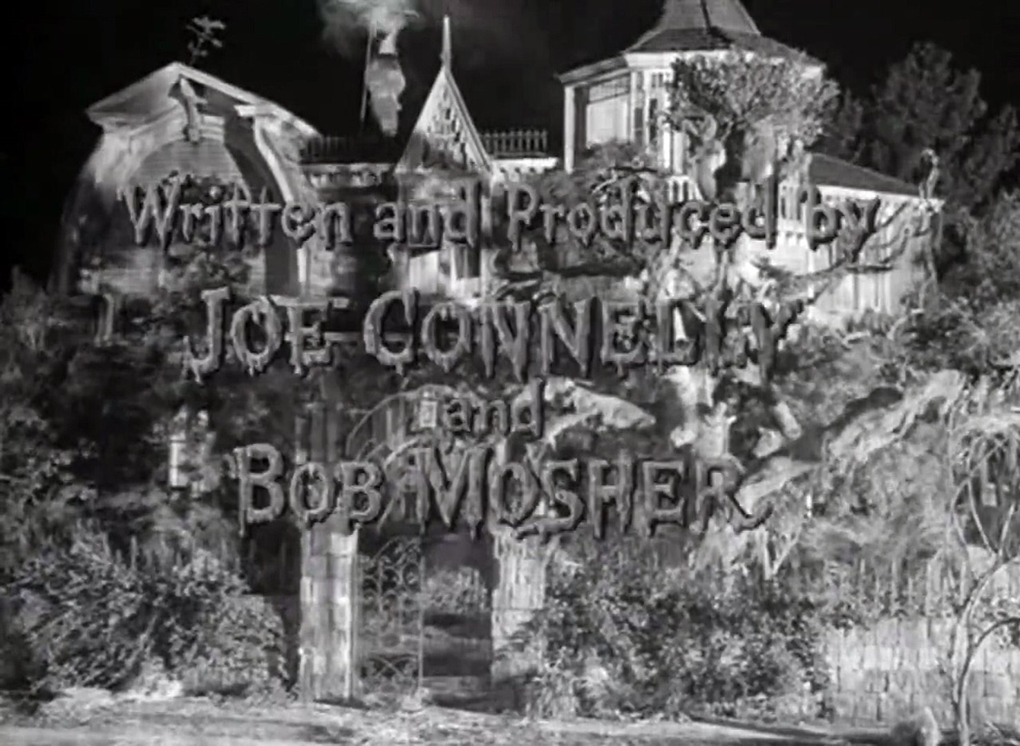 The Munsters - S01E04 - Rock-A-Bye Munster