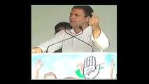 राहुल की सभा में गूंजा नारा चौकीदार चोर हमारा। Rahul Gandhi के हमले से भाजपा में हड़कंप