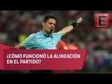 Análisis del partido de la Selección Mexicana contra Alemania