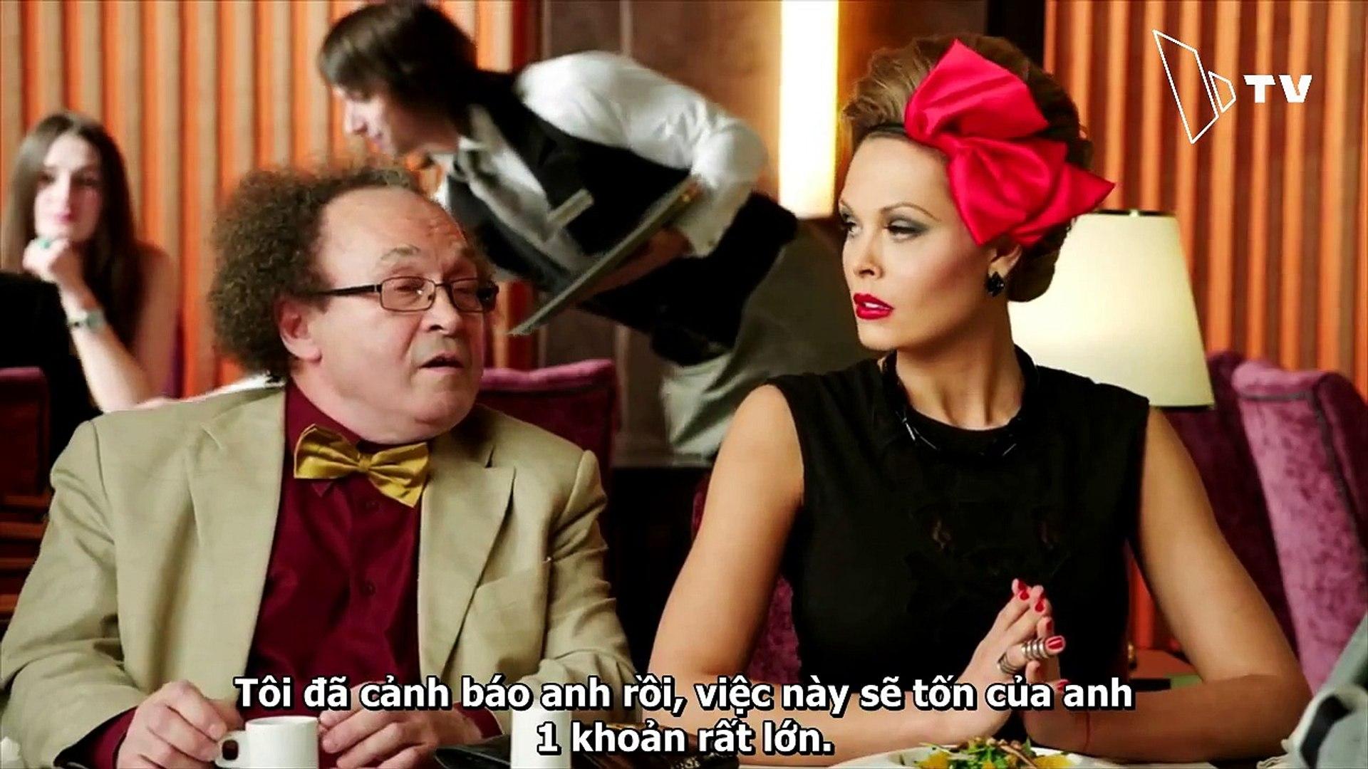 Tập 46 Kitchen - Nhà Bếp (hài Nga) (Кухня (телесериал)) 2012 HD-VietSub