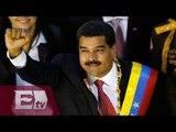 """""""Venezuela está en una situación difícil"""": Nicolás Maduro / Rodrigo Pacheco"""