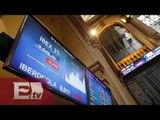 Bolsas europeas caen tras atentados en Bruselas, Bélgica  / José Sánchez