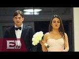 Mila Kunis y Ashton Kutcher contraen matrimonio en secreto / Loft Cinema
