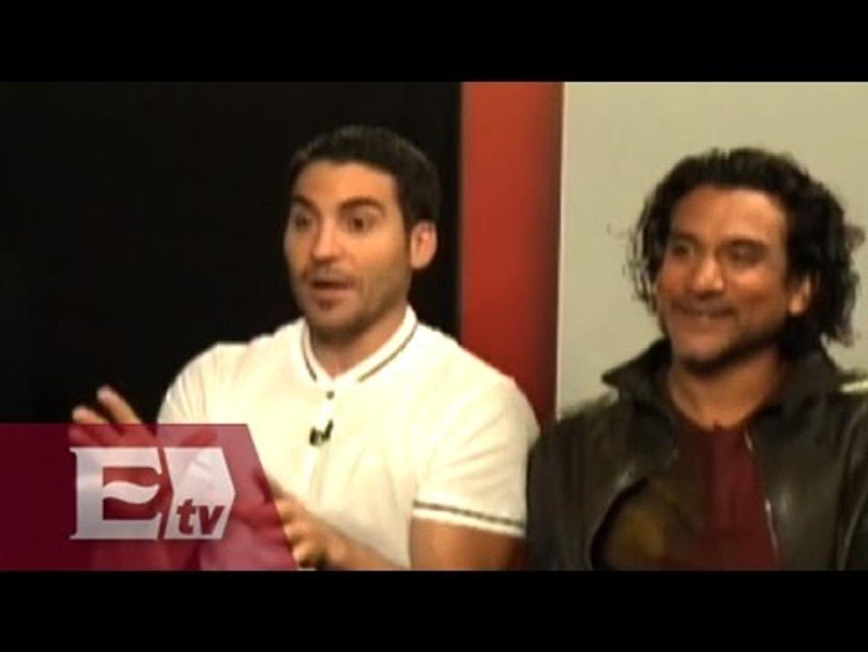 Entrevista a los actores a Naveen Andrews y Miguel Ángel Silvestre, elenco de Sense8/ Función
